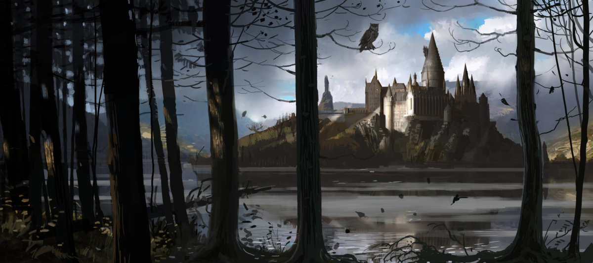 Hogwarts, our home
